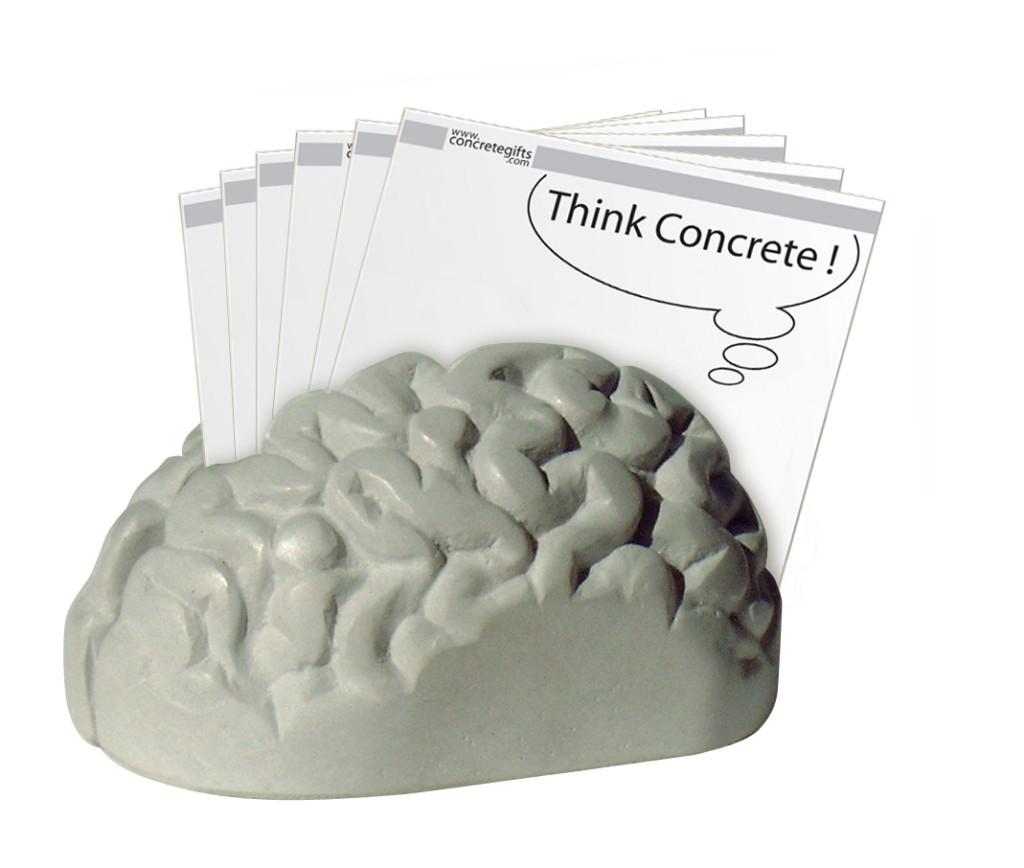 concrete brain 3d