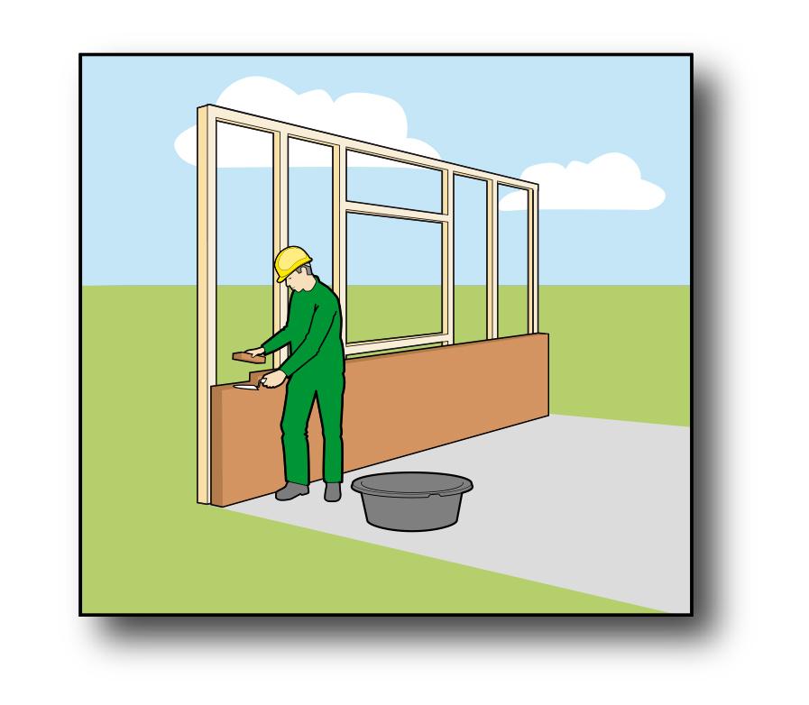 illustration construction steps