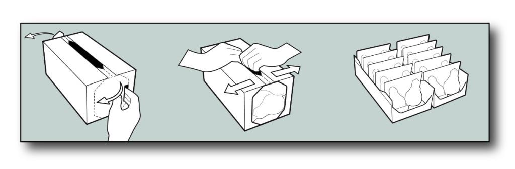 illustration IFU packaging