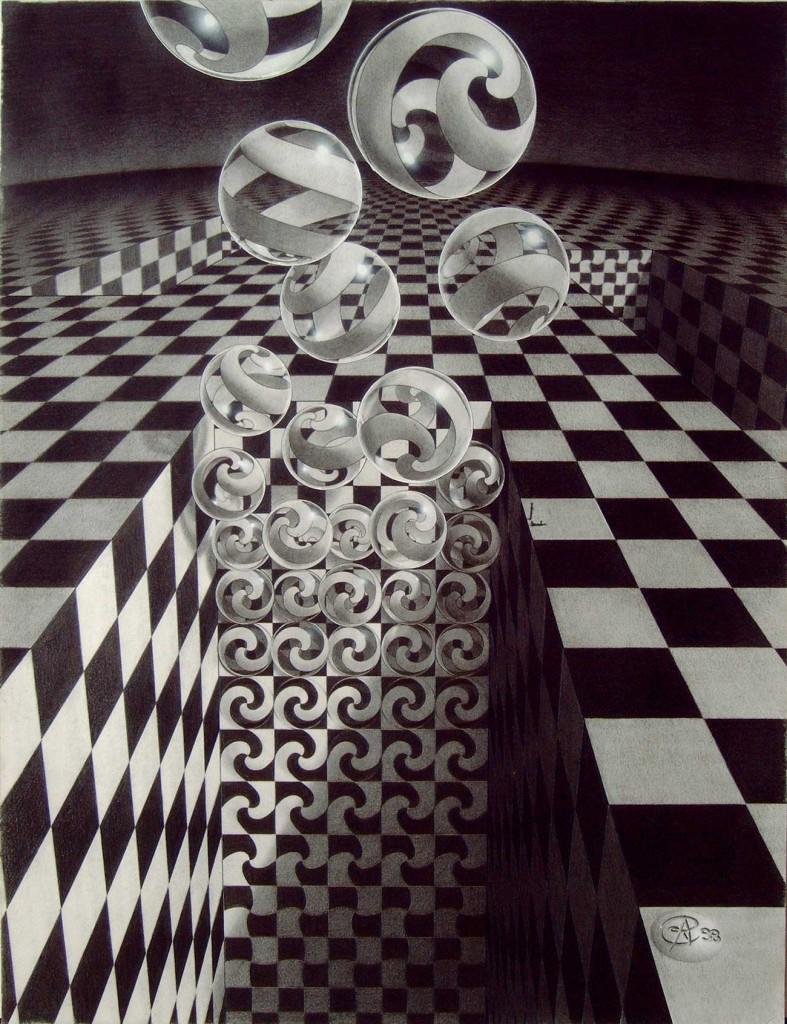 pencildrawing spiralballs metamophosis freedom