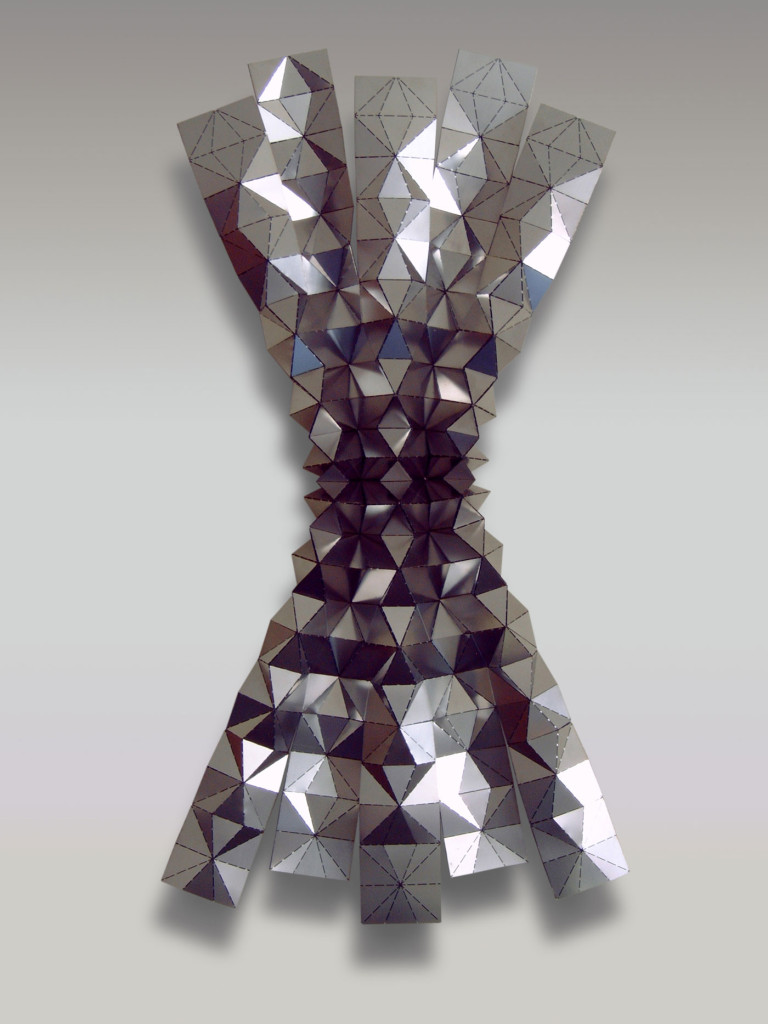 folding metal techniques art