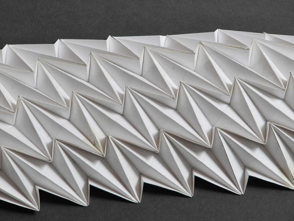 folding paper techniques art